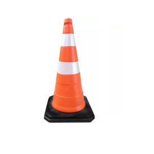 Cone de Sinalização de Trânsito 75 cm 4,8 Kg