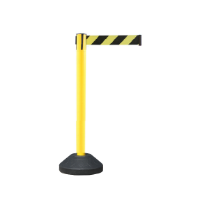 Pedestal zebrado YB, base c/ água