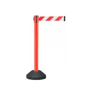 Pedestal zebrado RW, base c/ água
